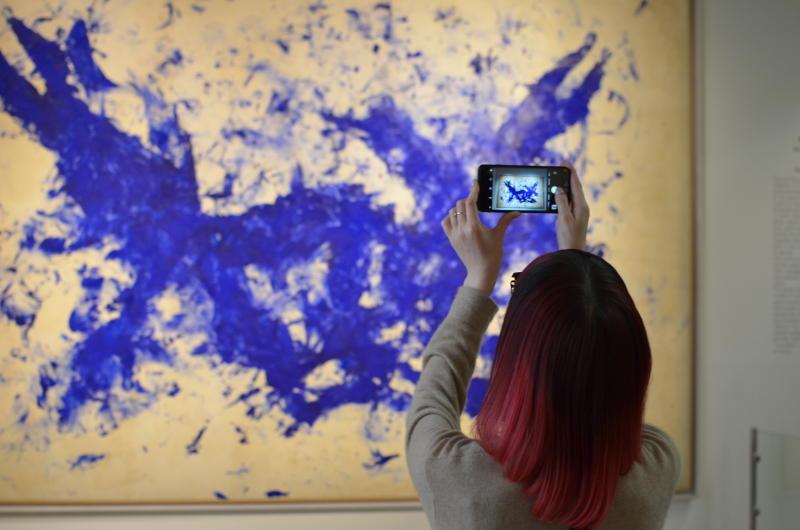 Выставка китайской художницы Ван Сюлин открылась в арт-галерее Москвы