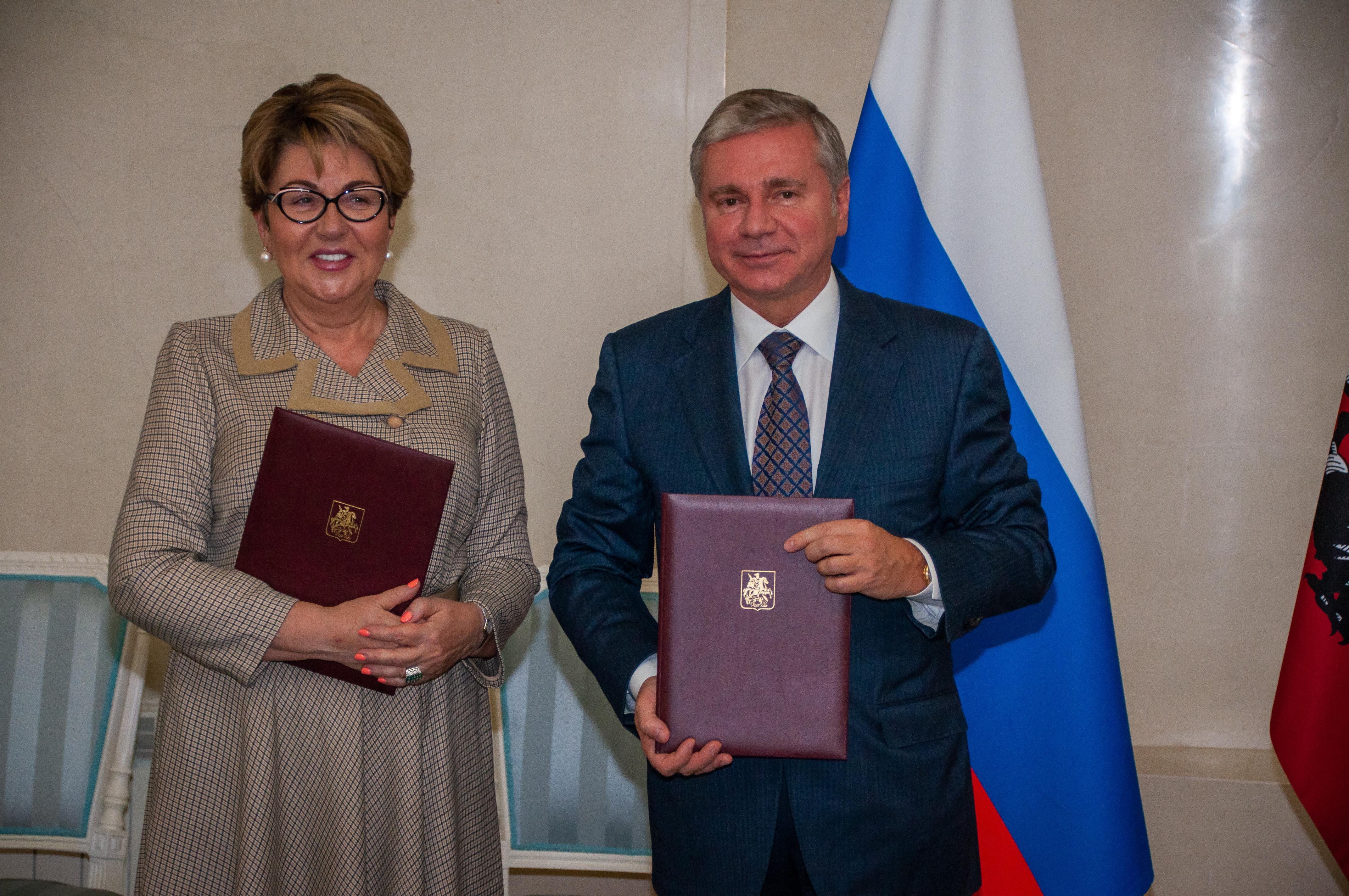 Соглашение между правительством Москвы и Россотрудничеством позволит продвигать русскую культуру за рубежом
