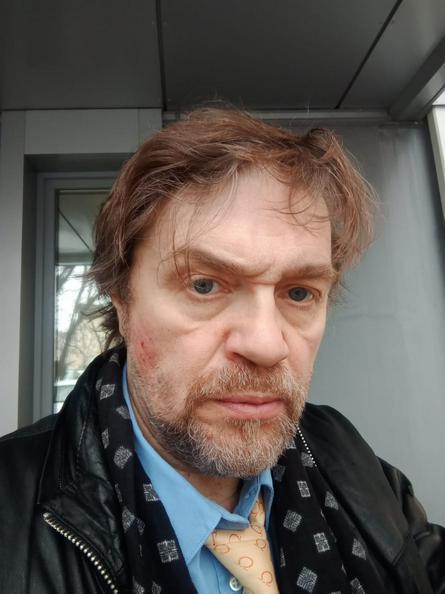 На фото: актер Николай Сахаров / Фото предоставлено Николаем Сахаровым