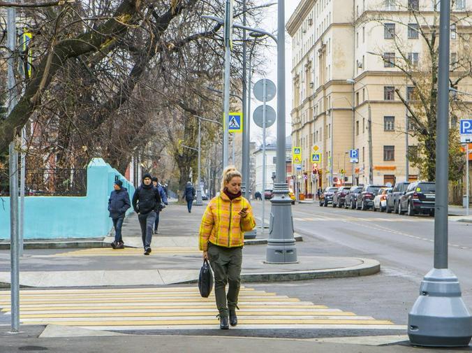 Во понастроили, даже не слышала о такой улице / mos.ru