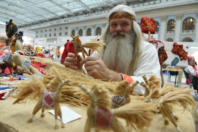 Специалисты из разных городов и стран приехали в Москву, чтобы поделиться секретами своего мастерства / Владимир Новиков, «Вечерняя Москва»