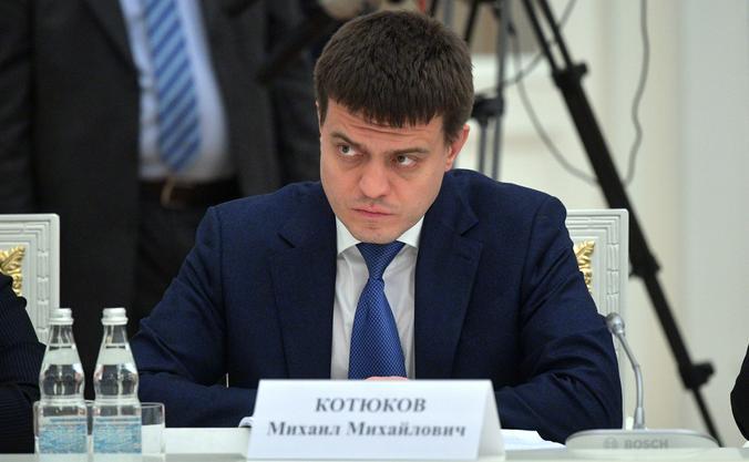 Глава Минобрнауки Михаил Котюков / Фотография с сайта Кремля
