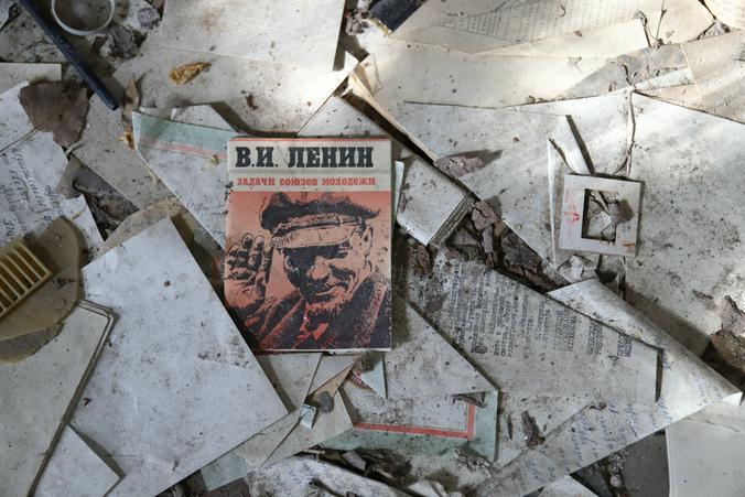 Школьные стены и записи хранят память о том роковом дне / пресс-служба Национального пресс-центра Республики Беларусь