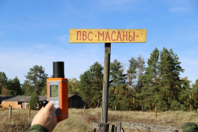 Масаны — самая близкая к АЭС точка в Беларуси / пресс-служба Национального пресс-центра Республики Беларусь
