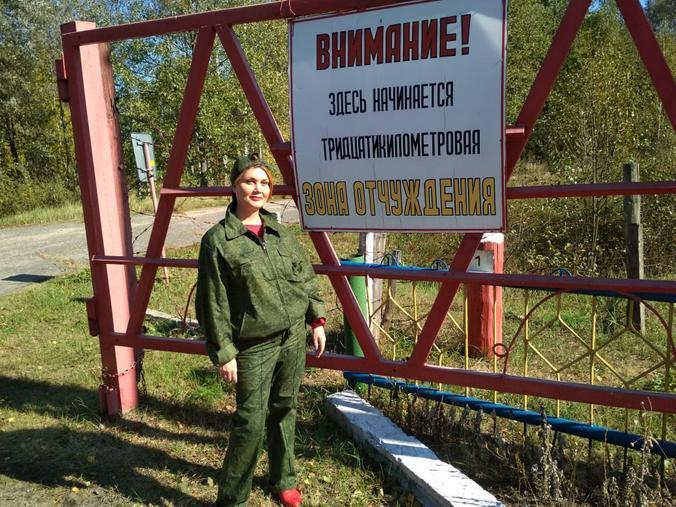 Через несколько километров от КПП Полесского заповедника начинается та самая 15-километровая зона отчуждения. / пресс-служба Национального пресс-центра Республики Беларусь