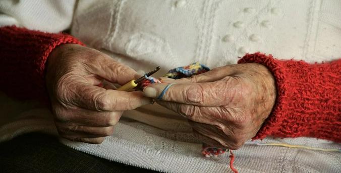 Одиночество — самый большой страх для старика / pixabay.com