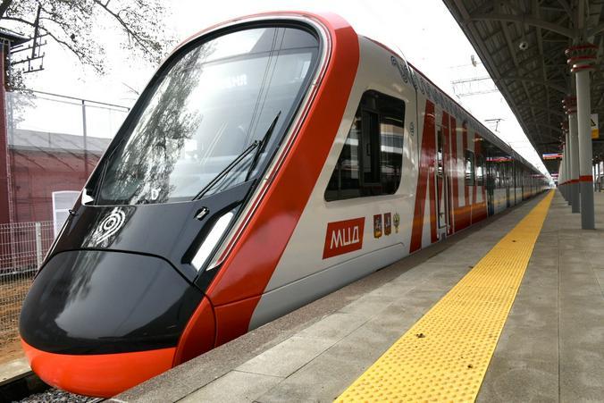 Современный поезд «Иволга 2.0» совсем скоро отправится в путь / Владимир Новиков, «Вечерняя Москва»