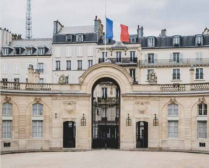 Елисейский дворец официально подтвердил проведение саммита в «нормандском формате» 9 декабря в Париже / Официальный аккаунт Елисейского дворца в Instagram