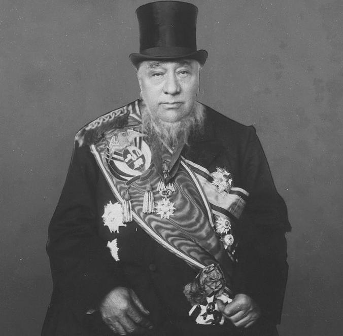 Президент Южно-Африканской республики Пауль Крюгер  в 1883—1900 годах / Wikipedia/Общественное достояние