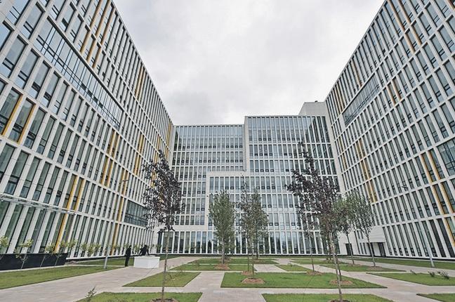 Михаил Колобаев / Комплекс градостроительной политики и строительства города Москвы