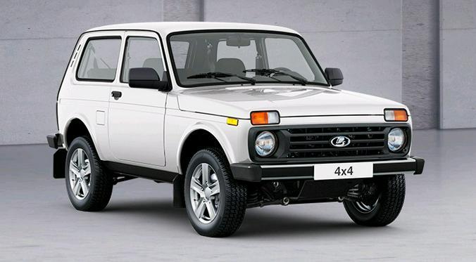 Free / официальный сайт Lada (lada.ru/cars/4x4/3dv/prices.html)