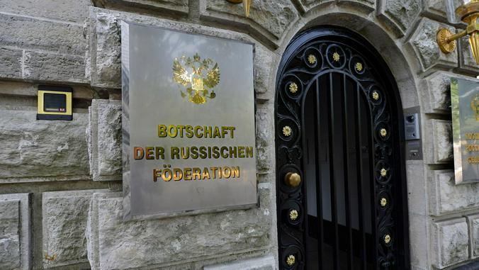 Посольство России в Германии / Официальная группа посольства России в ФРГ в Facebook