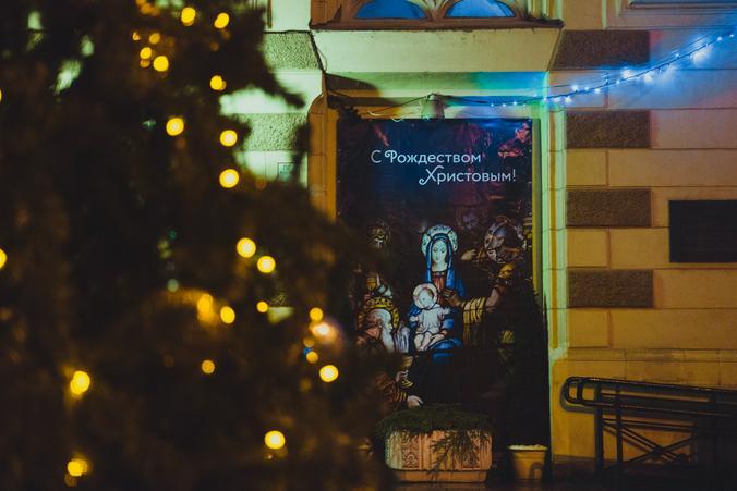 «Дорога в Рождество» продлится до середины января / Предоставлено пресс-службой фестиваля «Дорога в Рождество»
