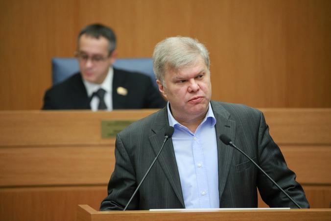 Сергей Митрохин был очень удивлен тем, что не будет получать денег ежемесячно / duma.mos.ru/ Официальный сайт Московской городской Думы