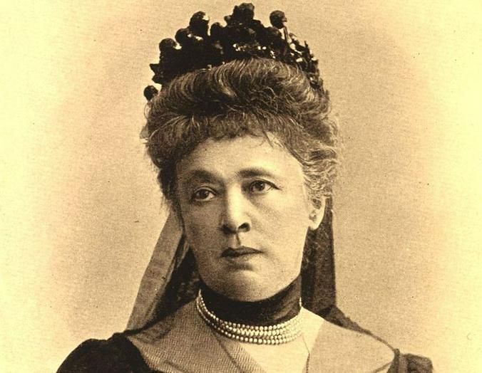 Главной женщиной его жизни была, несомненно, Берта / Wikipedia/Общественное достояние