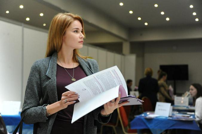 Один из основных критериев, которые учитывают соискатели, — это потенциальная зарплата / Светлана Колоскова, «Вечерняя Москва»