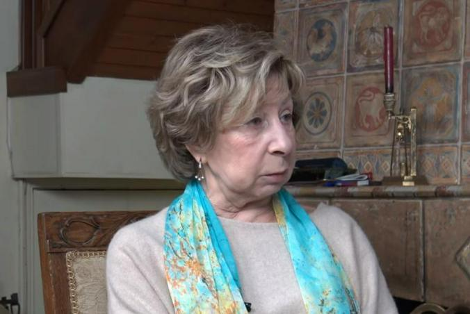 Лия Ахеджакова / Скриншот видео на YouTube-канале «Культура достоинства»