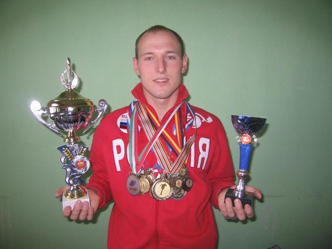 В 14 лет Алексей Юнин выполнил норматив кандидата в мастера спорта / Фото из личного архива Алексея Юнина