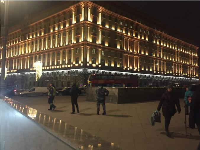 Рафаэль Залян, «Вечерняя Москва»