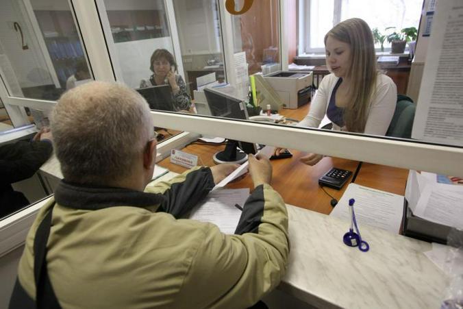 Министерство труда заявило о том, что число безработных будет расти / Петр Болховитинов, «Вечерняя Москва»