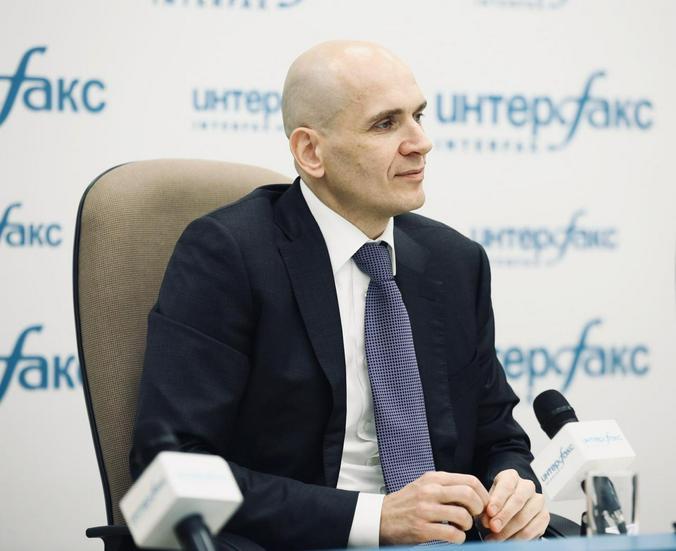 Генеральный директор «Мособлгаз»  Д. А. Голубков / предоставлено пресс службой «Мособлгаз»