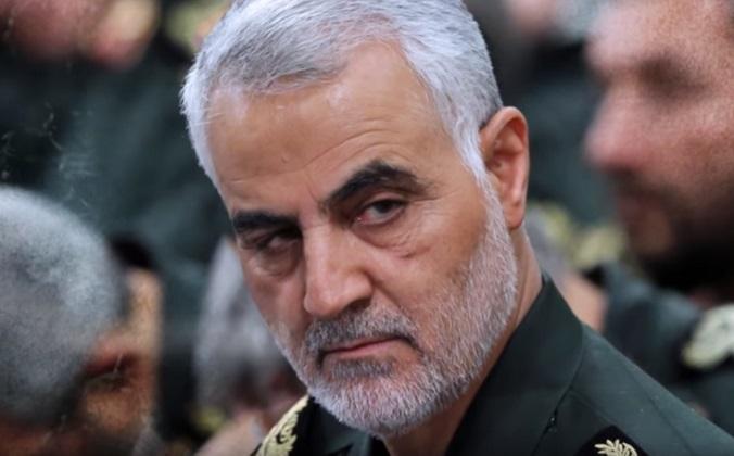 Иранский генерал Касем Сулеймани / Cкриншот видео YouTube-канала «BBC News — Русская служба»
