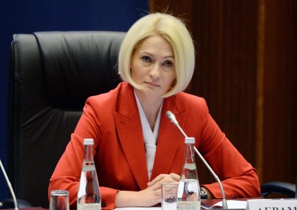 Виктория Абрамченко вошла в состав Правительства РФ в 2005 году  / Free / Алексей Филиппов / РИА Новости