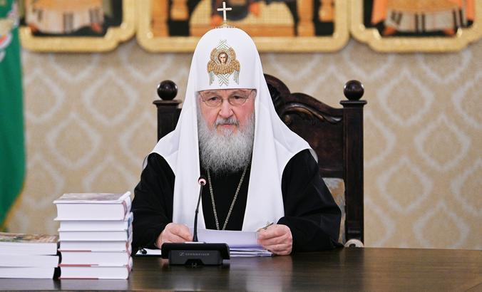 Внести в Конституцию России понятие Бога предложил патриарх Кирилл / Официальный сайт Московского Патриархата