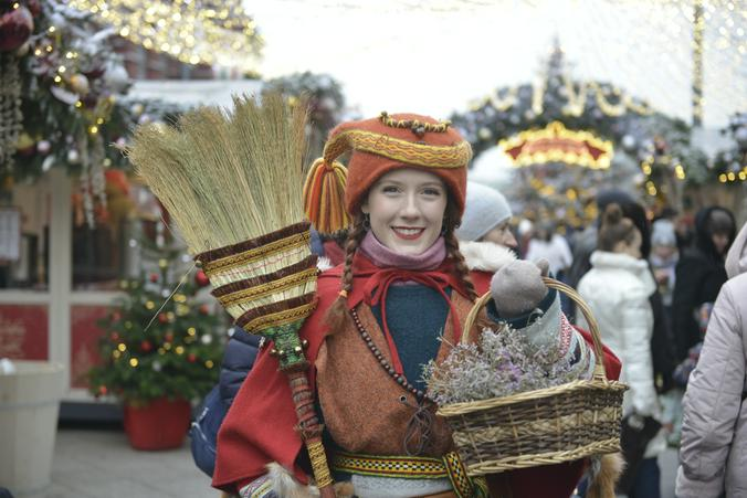 Фестиваль «Путешествие в Рождество» стал главным мероприятием новогодних каникул / Наталья Феоктистова, «Вечерняя Москва»