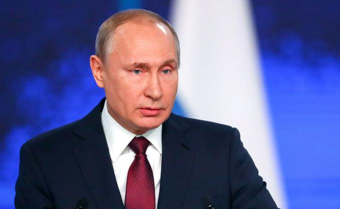 «Мы продлим программу маткапитала, и минимум — до 31 декабря 2026 года» / kremlin.ru / Официальный сайт президента России