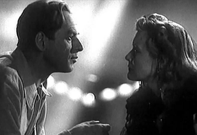 Кадр из фильма «Весна» (1947 год)
