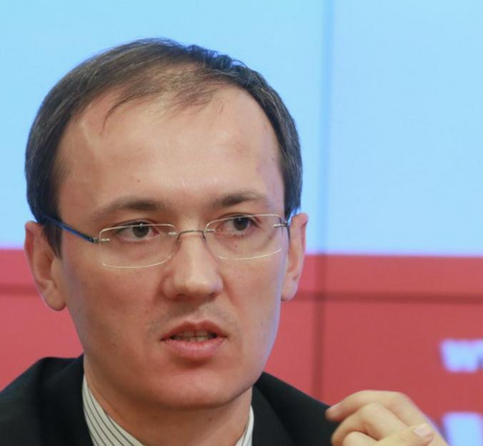 Дмитрий Григоренко с октября 2013 года занимал пост заместителя руководителя ФНС  / Free / Александр Натрускин / РИА Новости