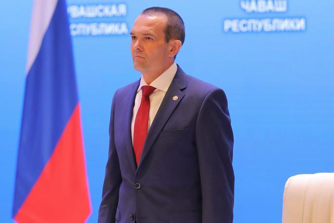 Глава Чувашии может уйти в отставку  / cap.ru / Официальный портал органов власти Чувашской республики