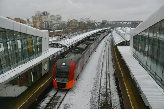 По поручению президента России Москва и РЖД должны создать высокоскоростную магистраль / Владимир Новиков, «Вечерняя Москва»