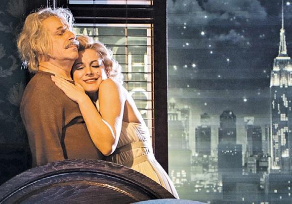 По словам Ольги Красько, не было ролей, о которых она мечтала / Пресс-служба театра Олега Табакова