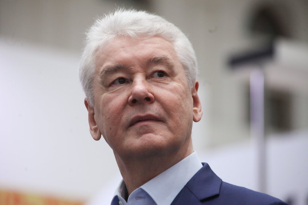 Сергей Собянин открыл коронавирусный стационар на базе больницы № 31