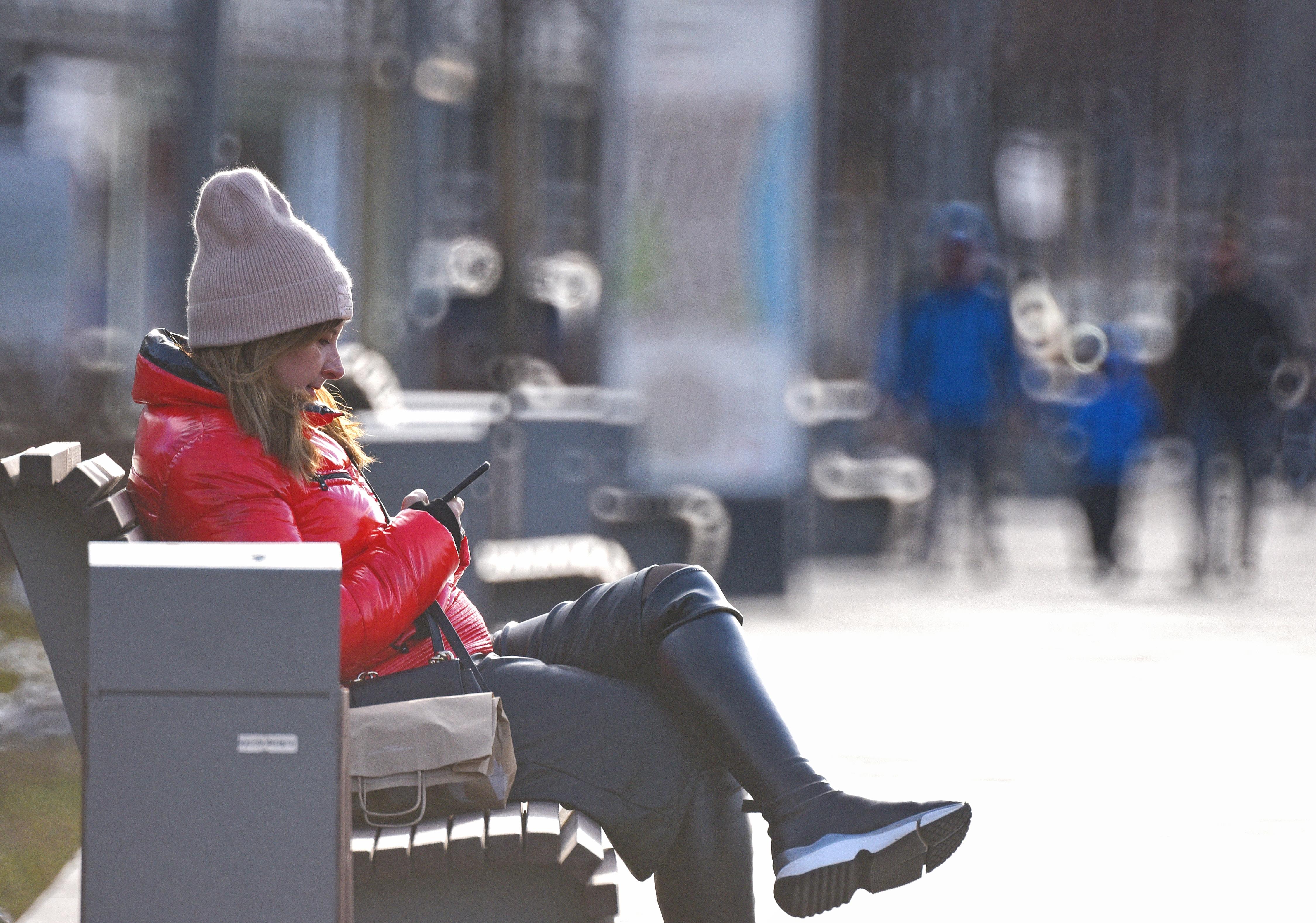 Москвичам пообещали солнечную погоду в предстоящие выходные