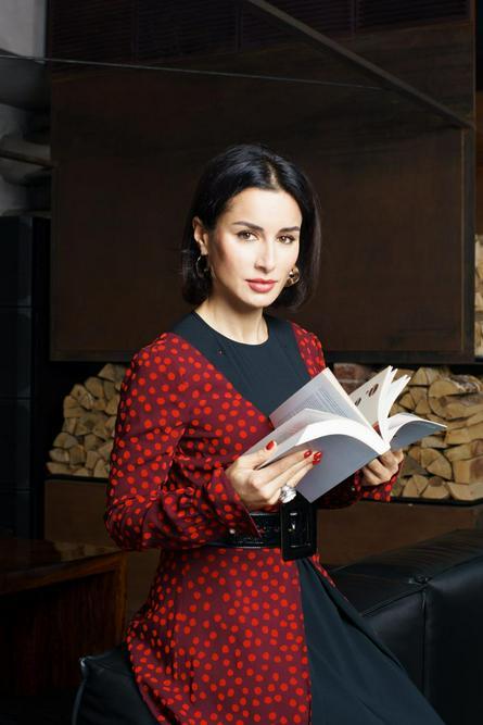Тина Канделаки заявила, что не считает себя писательницей / Free / из личного архива Тины Канделаки