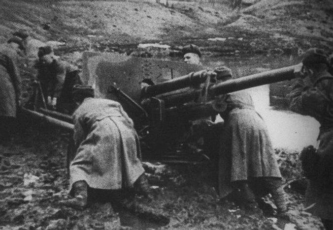 Потери нашей артиллерии за первый год войны — 36 тысяч артиллерийских систем / Wikipedia / Общественное достояние