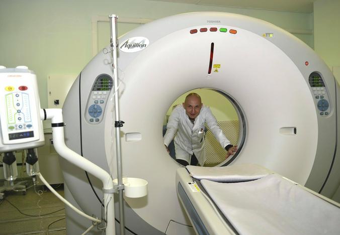Поликлиники в первую очередь должны быть оснащены современным оборудованием, где врачи могут своевременно диагностировать заболевания / Антон Гердо, «Вечерняя Москва»