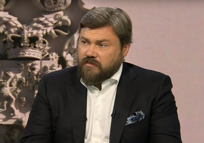 Константин Малофеев считает, что многодетный отец обойдется работодателю дешевле / Скриншот видео YouTube-канала «Царьград ТВ»