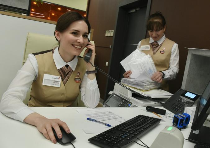 Третий флагманский центр расположен в торговом комплексе возле станции метро «Пражская» / Владимир Новиков, «Вечерняя Москва»