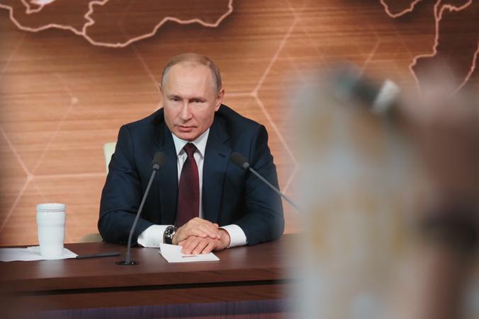 Задача президента, как видел и видит ее Путин, — наполнить западные институты российским содержанием / Антон Гердо, «Вечерняя Москва»