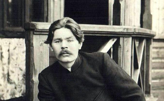 Время идет, а тексты Горького остаются актуальными, персонажи Горького современны, они ложатся матрицей / Wikipedia / Общественное достояние