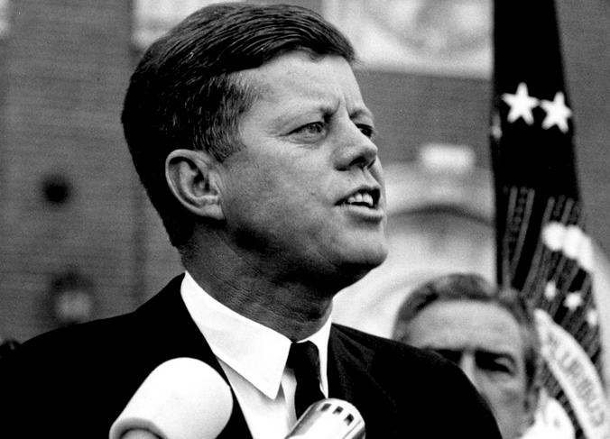 35-й президент США Джон Кеннеди был убит 22 ноября 1963 года /  John F. Kennedy Library / Zuma / TASS