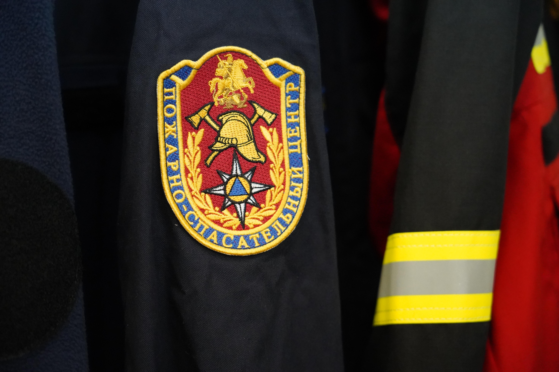 Около 200 человек эвакуировали из здания на Хорошевском шоссе из-за пожара
