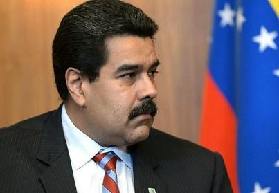 Президент Венесуэлы Николас Мадуро / Официальный сайт президента России