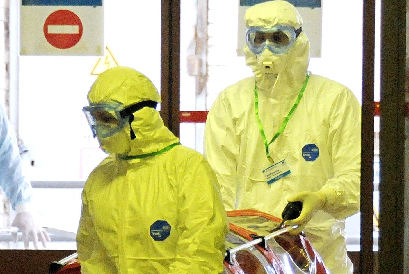 Первый случай коронавирусавыявили в Барнауле