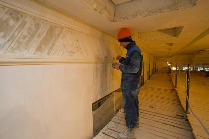 В Москве возобновляются реставрационные работы / официальная страница Комплекса городского хозяйства Москвы в Facebook / https://www.facebook.com/infocentrkgh
