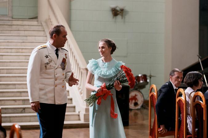 В сериале очень красивые костюмы, уверена актриса / Пресс-служба телеканала «Россия 1»